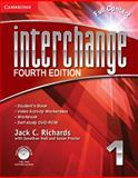 Interchange Level 1 Full Contact with Self-Study DVD-ROM, Jack C. Richards, 1107679931
