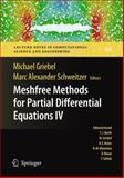 Meshfree Methods for Partial Differential Equations, , 3540799931
