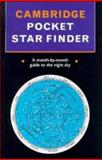 Cambridge Pocket Star Finder : A Month-by-Month Guide to the Night Sky, Cambridge University Press, John Cox, 0521589932