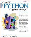 Core Python Programming 9780132269933