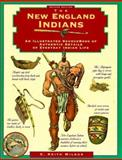 New England Indians, C. Keith Wilbur, 1564409937