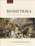 Biometrika : One Hundred Years, , 0198509936
