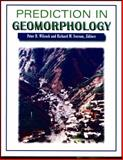 Prediction in Geomorphology, , 0875909930