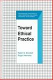 Toward Ethical Practice, Brockett, Ralph G. and Hiemstra, Roger, 0894649930