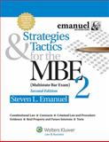 Strategies and Tactics for the MBE 2, Emanuel, Steven L., 1454809930