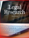 Legal Research, Albright, Jennifer and Putman, William, 1285439937