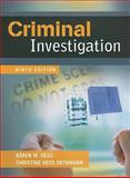 Criminal Investigation, Hess, Kären M. and Bennett, Wayne W., 1435469933