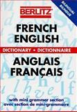 French-English Dictionary, Berlitz Editors, 2831509939