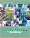 Economics Today : The Micro View, 2001-2002 w/ Economics in Action Version 2, Miller, Toby, 0201749939