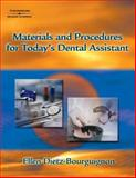 Materials and Procedures for Today's Dental Assistant, Dietz-Bourguignon, Ellen, 1111319936