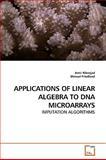 Applications of Linear Algebra to Dna Microarrays, Amir Niknejad, 3639179943