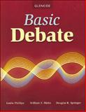 Basic Debate, Phillips, Leslie and Hicks, William S., 0078729947