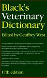 Black's Veterinary Dictionary, Geoffrey West, 0389209945