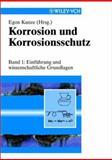 Korrosion und Korrosionsschutz : Bande 1 bis 6, Kunze, Jeurgen, 3527299947