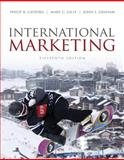 International Marketing, Cateora, Philip R. and Graham, John, 007352994X