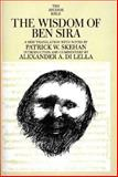 The Wisdom of Ben Sira, Skehan, Patrick W. and Di Lella, Alexander A., 0300139942