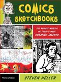 Comics Sketchbooks, Steven Heller, 0500289948