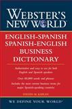 Webster's New World English-Spanish/Spanish-English Business Dictionary, Steven M. Kaplan, 0471719943