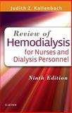 Review of Hemodialysis for Nurses and Dialysis Personnel 9th Edition