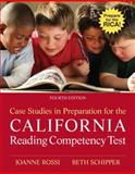 Case Studies in Preparation for the California Reading Competency Test, Rossi, Joanne C. and Schipper, Beth E., 0132599945