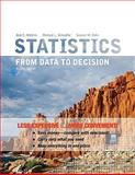 Statistics : From Data to Decision, Watkins, Ann E. and Scheaffer, Richard L., 0470559942
