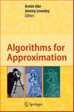 Algorithms for Approximation : Proceedings of the 5th International Conference, Chester, July 2005, , 3642069940