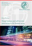 Visual Motion and Self-Motion Processing in the Human Brain, Fischer, Elvira, 3832529942