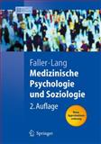 Medizinische Psychologie und Soziologie, Faller, Hermann and Lang, Hermann, 3540299955