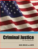 Criminal Justice : An Introduction, Adler, Freda and Mueller, Gerhard O. W., 0073379956