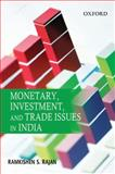Monetary, Investment and Trade Issues in India, Rajan, Ramkishen S., 0195699955