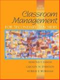 Classroom Management for Secondary Teachers, Emmer, Edmund T. and Evertson, Carolyn M., 0205349951
