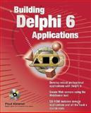 Delphi 6 Developer's Guide, Kimmel, Paul, 0072129956