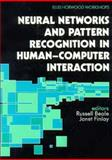Neural Networks and Pattern Recognition in Human Computer Interaction, Beale, Russell and Finlay, Janet, 0136269958