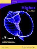 Higher - Transition, School Mathematics Project Staff, 0521689953