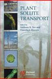 Plant Solute Transport 9781405139953