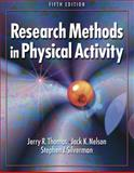Research Methods in Physical Activity Presentation Package, Thomas, Jerry R. and Nelson, Jack K., 0736059954