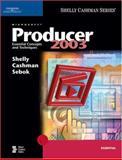 Microsoft Producer 2003 9781418859954