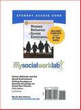 Human Behavior and the Social Environment 9780205769957