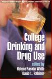 College Drinking and Drug Use, , 1606239953