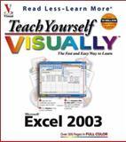 Teach Yourself VISUALLY Excel 2003, Ruth Maran, 0764539965