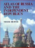 Atlas of Russia and the Independent Republics, Brawer, Moshe, 0130519960