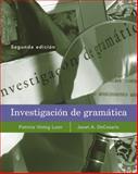 nvestigación de Gramática, Lunn, Patricia V. and Decesaris, Janet A., 141301996X
