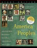America and Its Peoples, Volume 1 : A Mosaic in the Making, To 1877, Martin, James Kirby and Roberts, Randy, 0321419960