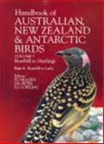 Handbook of Australian, New Zealand and Antarctic Birds Vol. 7 : Boatbill to Starlings, , 0195539966
