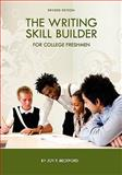 The Writing Skill Builder for College Freshmen/Women, Beckford, Joy, 1609279964