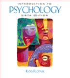Introduction to Psychology 9780534579968