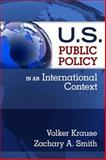 U. S. Public Policy in an International Context 1st Edition