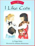 Watch Me Read: I Like Cats, Level 1. 3, Peggy Kahn, 0395739969