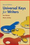 Universal Keys for Writers (with 2009 MLA Update Card) 9780495899969