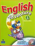 English Adventure, Level 1, Bruni, Cristiana, 0131109979